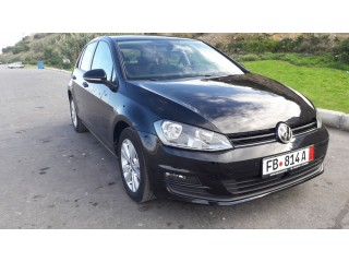 Golf 7 Distronik diesel full option d'origine Allemande