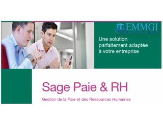 Formation SAGE PAIE & RH