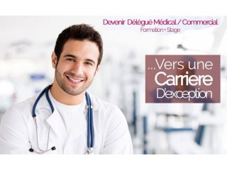 Formation pour devenir delegue medical