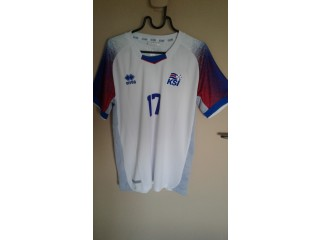 Maillot foot Iceland