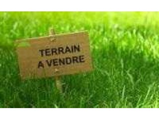 Terrain R+5 de 400 m2 au Maarif extention