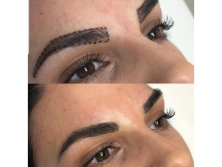 Microblading tatouage plazma