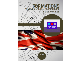 FORMATIONS CADRES-2019-/ANGLAIS GENERAL – COMMERCIAL-DES AFFAIRES