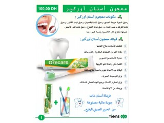 Dentifrice naturel orecar