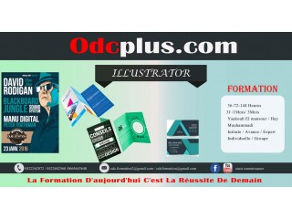 Formation en Illustrator Casablanca