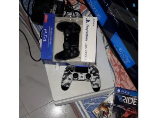 PS4 Slim Pro 1To